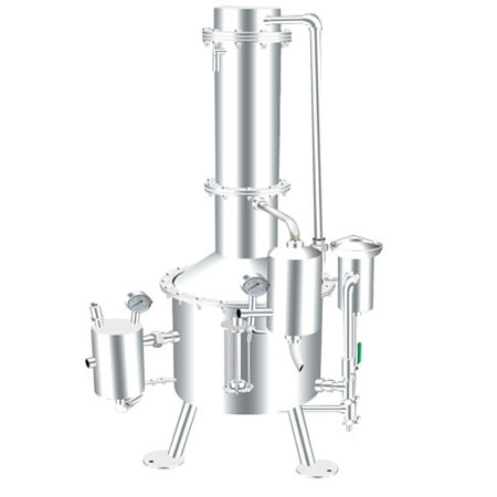 上海申安SH32-400塔式馏水器(停产)