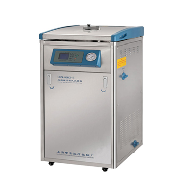 上海申安LDZM-40L-III智能立式压力蒸汽灭菌器(非医用型)