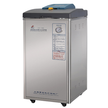 LDZF-30L-III立式高压灭菌器_上海申安医疗器械厂